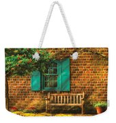 Bench - Please Have A Seat Weekender Tote Bag