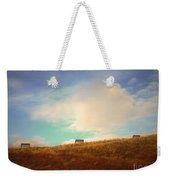 Benches With A View 2 Weekender Tote Bag