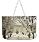 Beneath The Branches Weekender Tote Bag