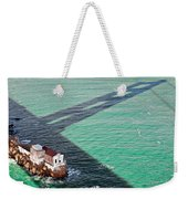 Beneath The Golden Gate Weekender Tote Bag