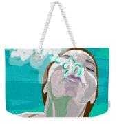 Beneath The Surface Weekender Tote Bag