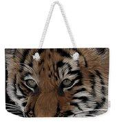 Bengal Tiger Cub Weekender Tote Bag