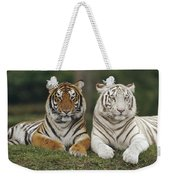 Bengal Tiger Team Weekender Tote Bag