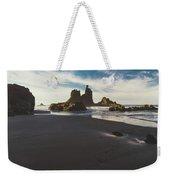 Benijo Beach Weekender Tote Bag