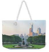 Benjamin Franklin Parkway - Philly Weekender Tote Bag