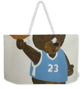 Benny Bear Basketball  Weekender Tote Bag
