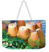 Ben's Pots Weekender Tote Bag