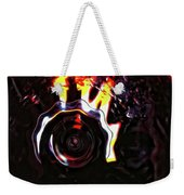 Bent Light Weekender Tote Bag