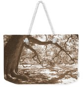 Bent Tree Weekender Tote Bag
