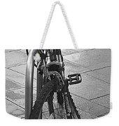 Bent Wheel Weekender Tote Bag