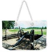 Bentonville Nc Confederate Artillery Weekender Tote Bag