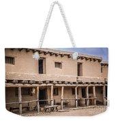 Bent's Old Fort Weekender Tote Bag