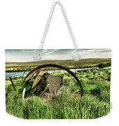Bereft On The Grasslands T Weekender Tote Bag