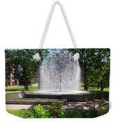 Berger Fountain2 Weekender Tote Bag