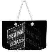 Bering Cigar Factory Weekender Tote Bag