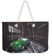 Berkley Sports Car Weekender Tote Bag