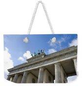 Berlin Brandenburger Tor Weekender Tote Bag