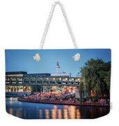 Berlin - Capital Beach Bar Weekender Tote Bag