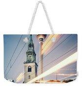 Berlin - Karl-liebknecht-strasse Weekender Tote Bag