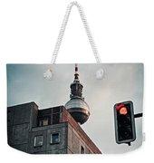 Berlin-mitte Weekender Tote Bag