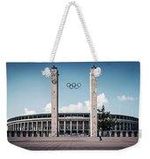 Berlin - Olympic Stadium Weekender Tote Bag