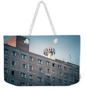 Berlin - Plattenbau Weekender Tote Bag