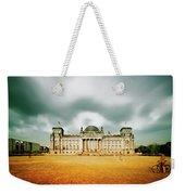 Berlin Reichstag Building Weekender Tote Bag