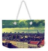 Berlin Roofscape Weekender Tote Bag