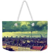 Berlin Skyline And Roofscape Weekender Tote Bag