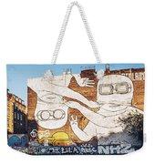 Berlin - Street Art Weekender Tote Bag
