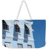 Bermuda Blue Weekender Tote Bag
