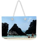 Bermuda Day At The Beach Weekender Tote Bag