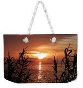 Bermuda Evening Weekender Tote Bag