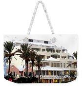 Bermuda Front Street Four Weekender Tote Bag