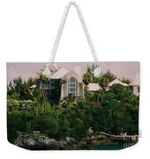 Bermuda Mansion Vision # 4 Weekender Tote Bag