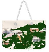 Bermuda Neighborhood Weekender Tote Bag