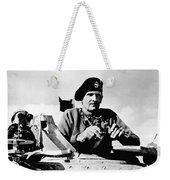 Bernard Law Montgomery Weekender Tote Bag by War Is Hell Store
