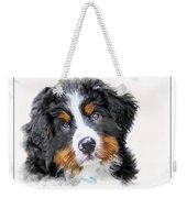 Berner-sennenhund Weekender Tote Bag