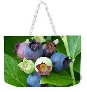Berries Beautiful Weekender Tote Bag