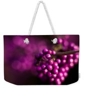 Berries Still Life Weekender Tote Bag