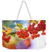 Berry Beautiful Weekender Tote Bag