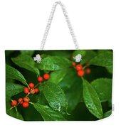 Berry's Weekender Tote Bag