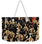Bersaglieri - Italian Army Weekender Tote Bag