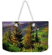 Beskidy Mountains Weekender Tote Bag