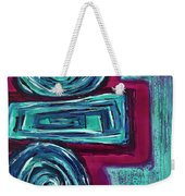 Bespangled Weekender Tote Bag
