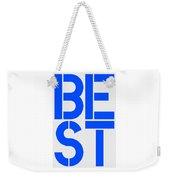Best-2 Weekender Tote Bag