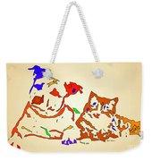 Best Buddies. Pet Series Weekender Tote Bag