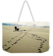 Best Friends At The Beach Weekender Tote Bag