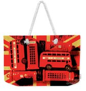 Best Of Britain Weekender Tote Bag