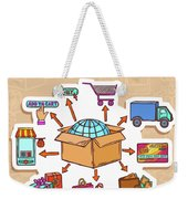 Best Online Shopping Site In Delhi Ncr Weekender Tote Bag